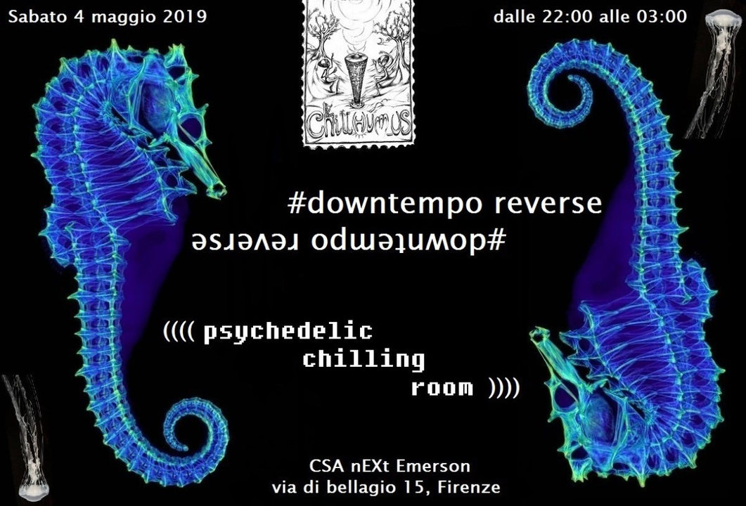 Downtempo Reverse 4 May '19, 22:00