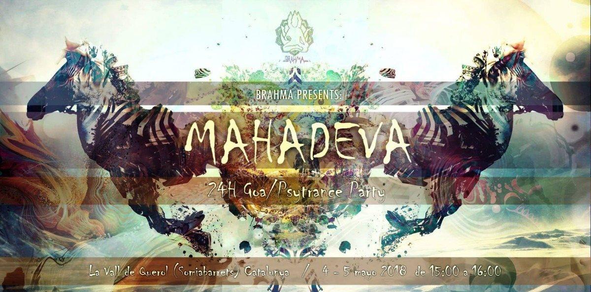 Mahadeva Psy/Goa 24H Party 4 May '19, 15:00