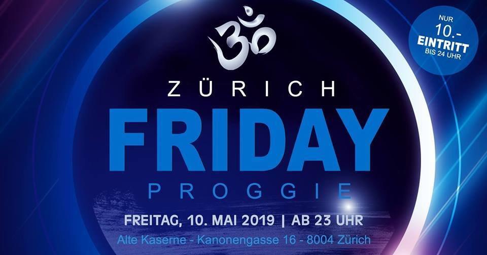 Friday Proggie 10 May '19, 23:00