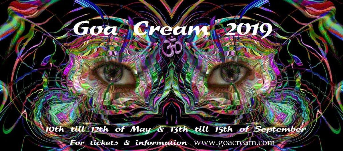 Goa Cream 2019 10 May '19, 18:00