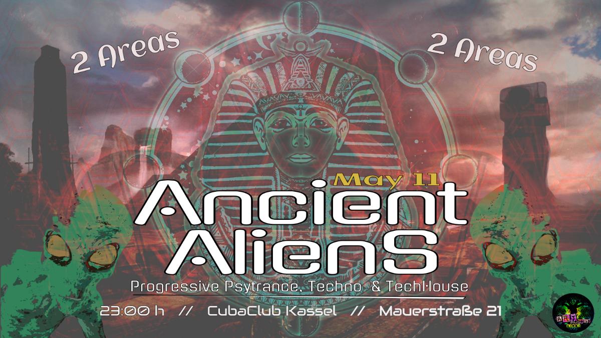 Ancient Aliens 11 May '19, 22:30