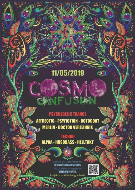 ѪCosmo ConfusionѪ 11 May '19, 23:00