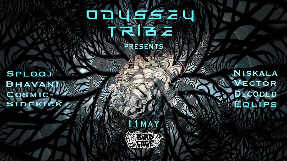 Odyssey Tribe 11 May '19, 22:00