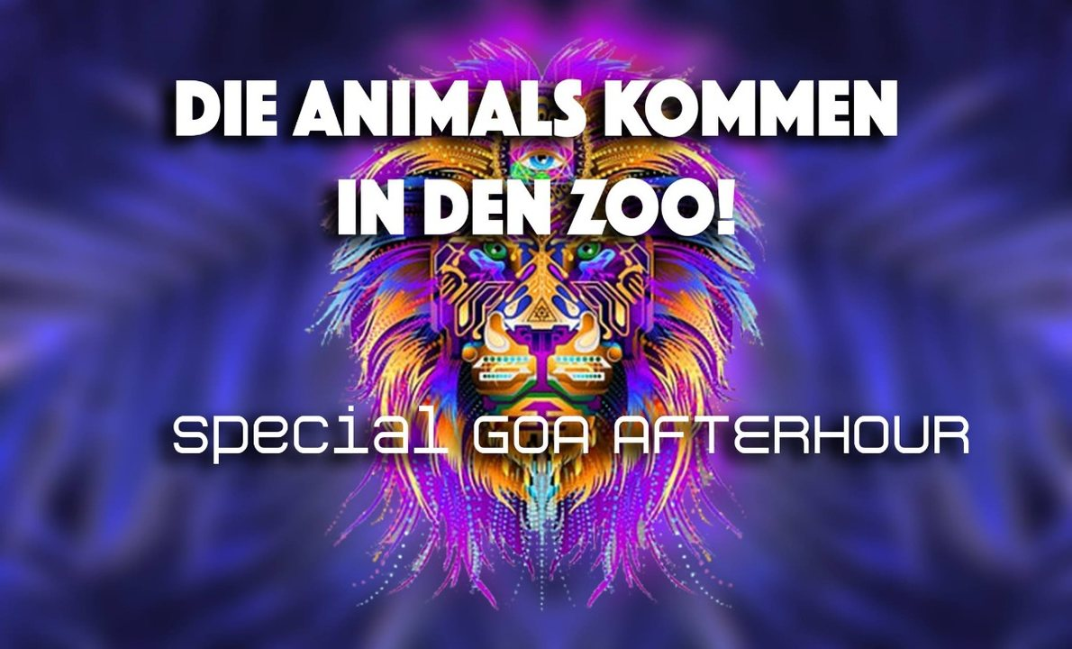 ★ Special Animals Goa ★ Sunday Afterhour 12 May '19, 06:00