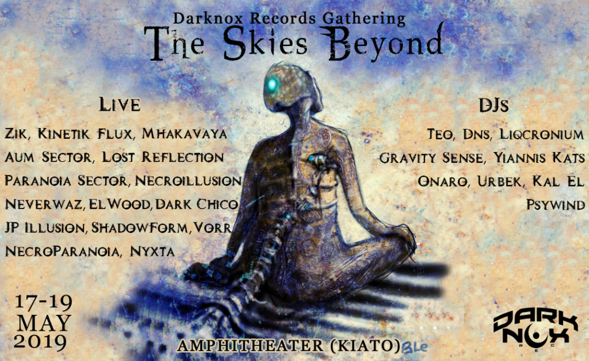 Darknox Records Label Gathering (II) - The Skies Beyond 17 May '19, 19:00