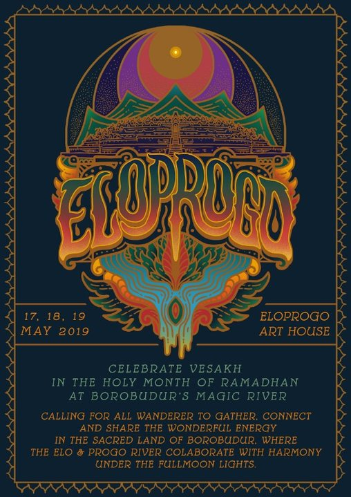 Eloprogo Transformative Gathering 17 May '19, 16:00