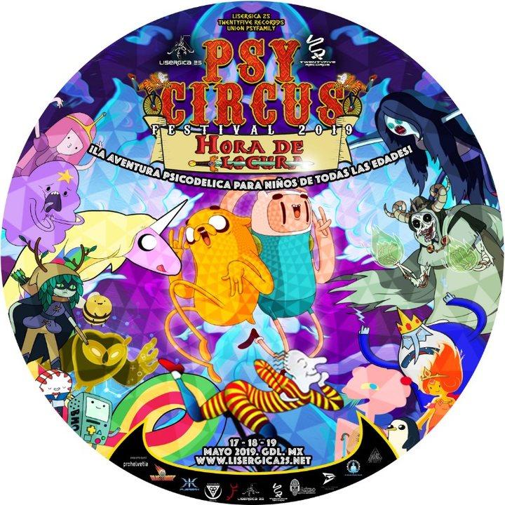 PSY Circus Festival 2019: ђ๏гค ๔є l๏ςยгค 17 May '19, 13:00