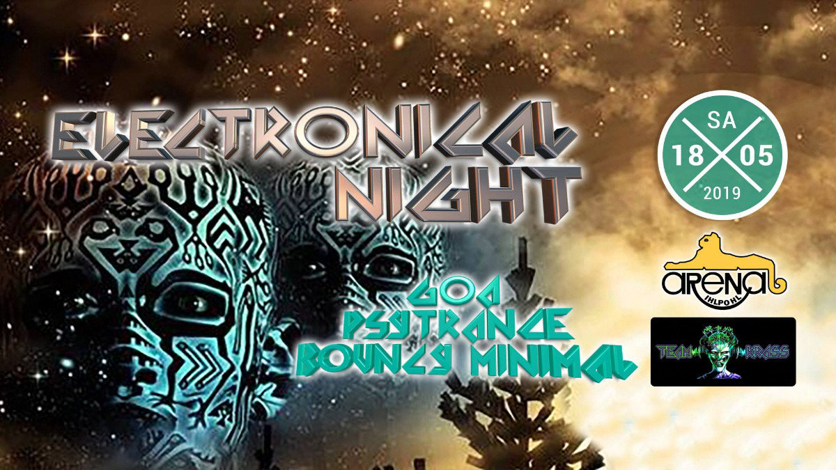 Electronical Night 18 May '19, 22:00