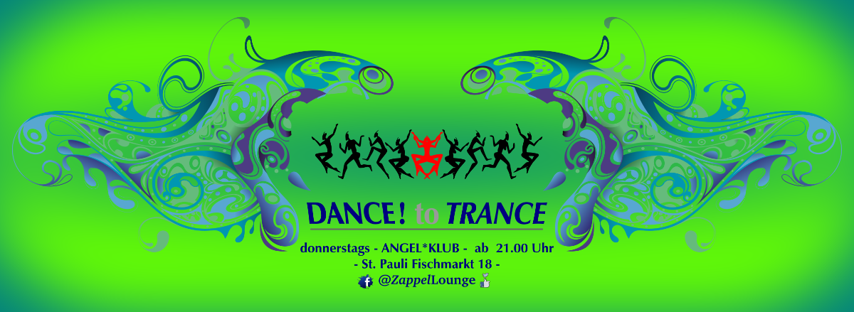 DANCE! to TRANCE 23 May '19, 21:00