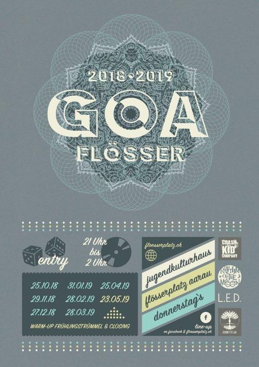 •♫*☆ gOaFlÖsSeR-Closing & TrÜmMeL- WarmUp 23 May '19, 21:00