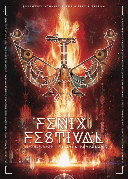 FENIX festival 2019 24 May '19, 20:00