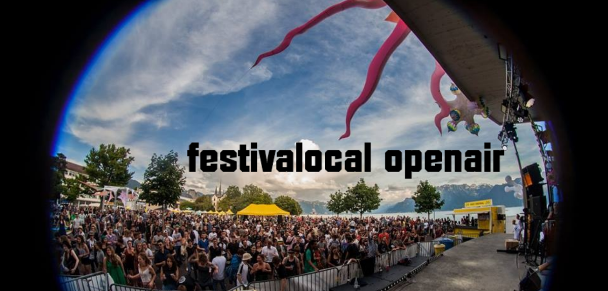 Festivalocal ᴼᴿᴵᴳᴵᴻᴬᴸ 2019 24 - 25.05 ॐ Open-Air ¨*•♪♫ Pyramides Vidy 24 May '19, 13:00