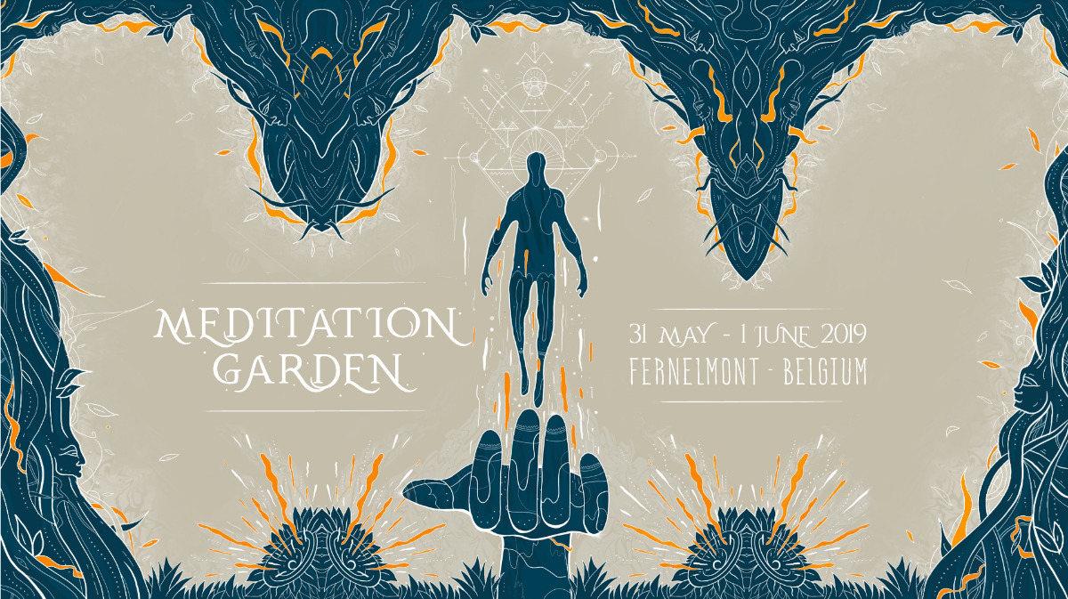 Meditation Garden 31 May '19, 15:00