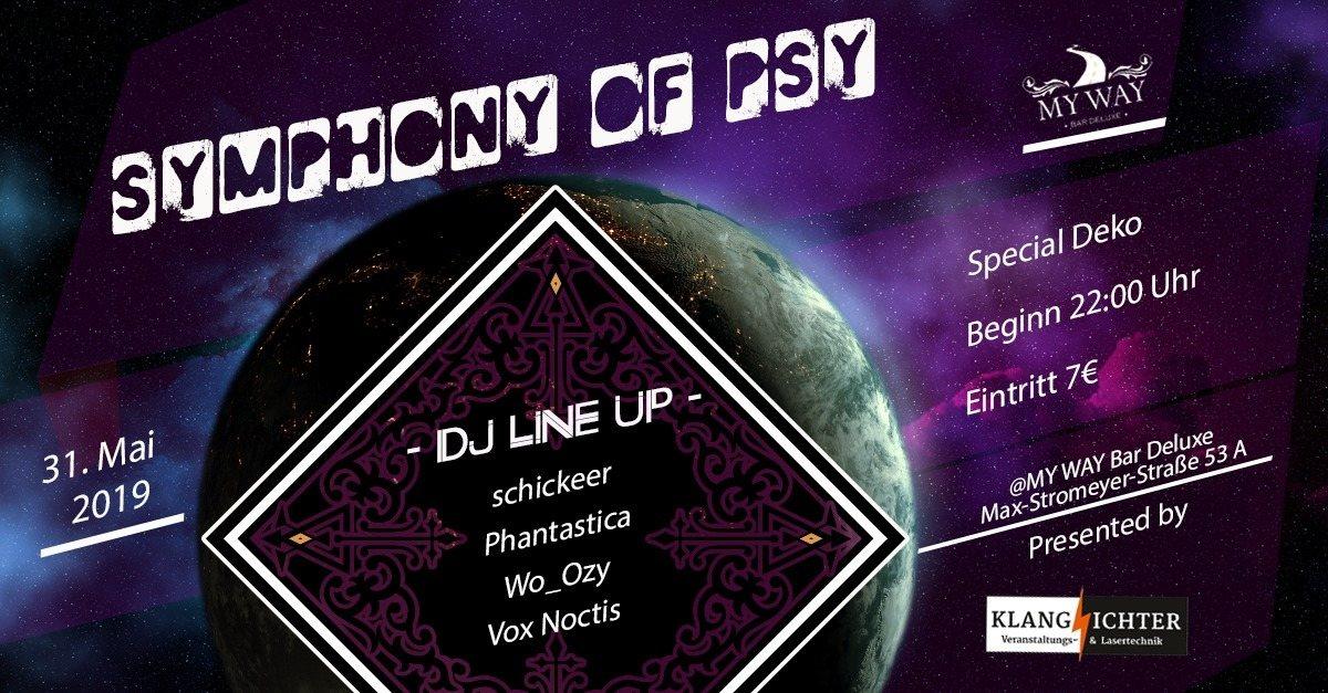 Symphony of Psy 31 May '19, 22:00