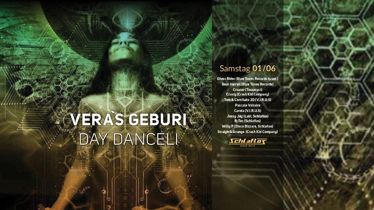 Day DanceLi mit Ghost Rider 1 Jun '19, 14:00