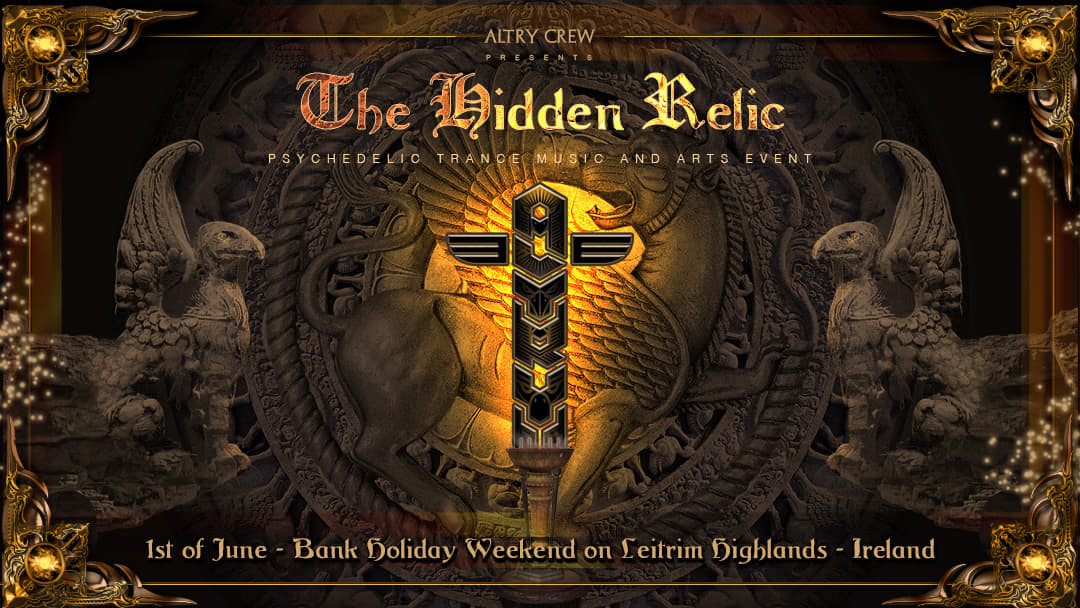 The Hidden Relic 1 Jun '19, 13:00