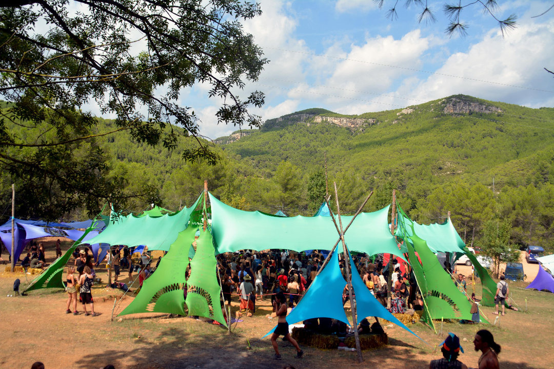 Trailer party Aura Festival 1 Jun '19, 12:00