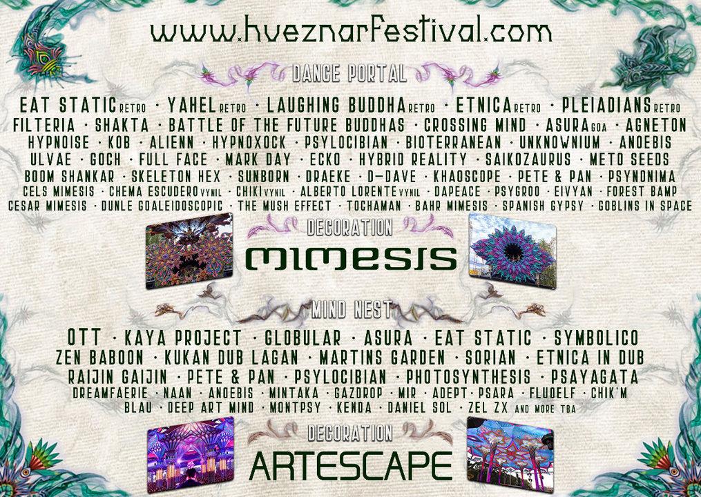 Huéznar Festival 2019 5 Jun '19, 12:00