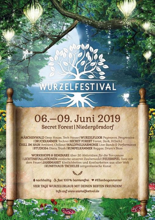 Zurück zu den Wurzeln Festival 2019 6 Jun '19, 18:00