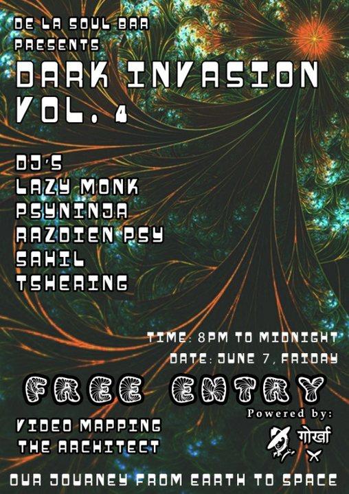 Dark Invasion Vol. 4 7 Jun '19, 20:00