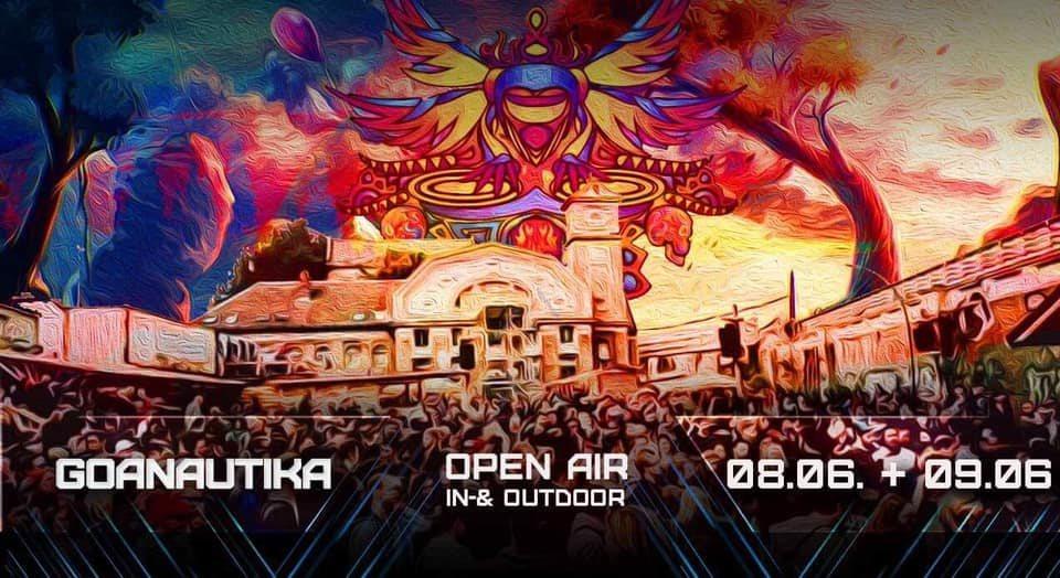 Goanautika spring Festival 2 Days drinnen&draussen 8 Jun '19, 14:00