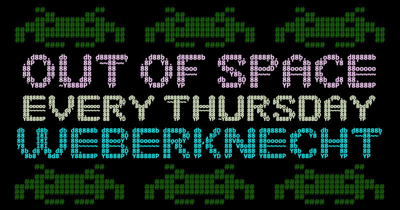 OUT of SPACE 13 Jun '19, 22:00