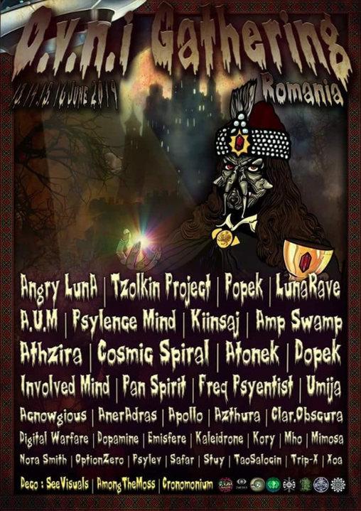 OVNI Gathering ☼ Romania 13 Jun '19, 22:00