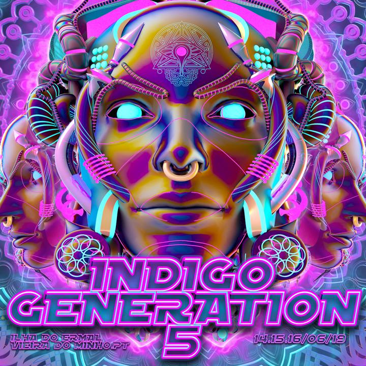 INDIGO GENERATION 5 14 Jun '19, 22:00