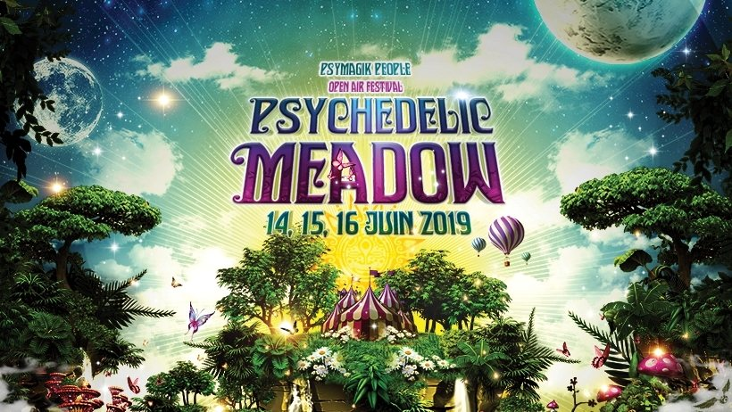 Psychedelic Meadow 14 Jun '19, 20:00