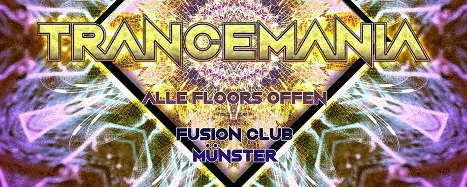 Trancemania @Fusion Club 14 Jun '19, 23:00
