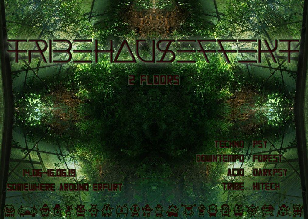 Tribehauseffekt 14 Jun '19, 18:00