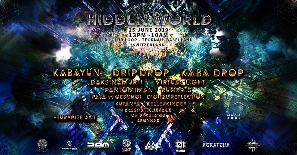 Hidden World 15 Jun '19, 13:00
