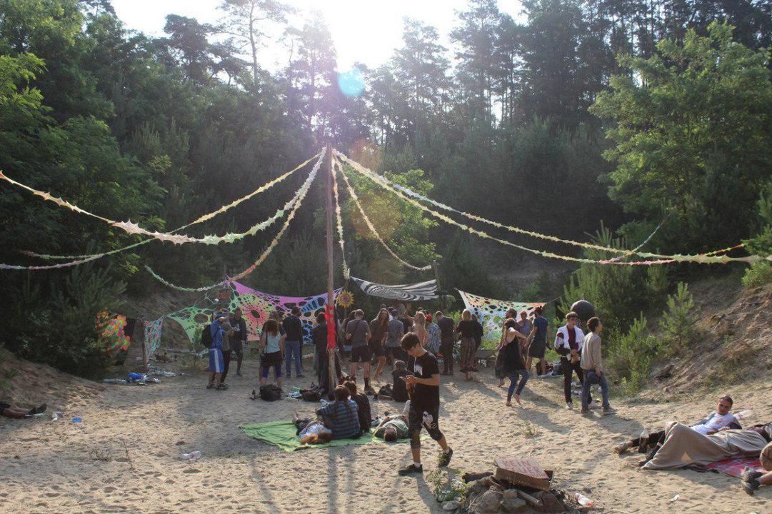 Sternhagel&Ab Zum Rave Sommerfest 15 Jun '19, 16:00
