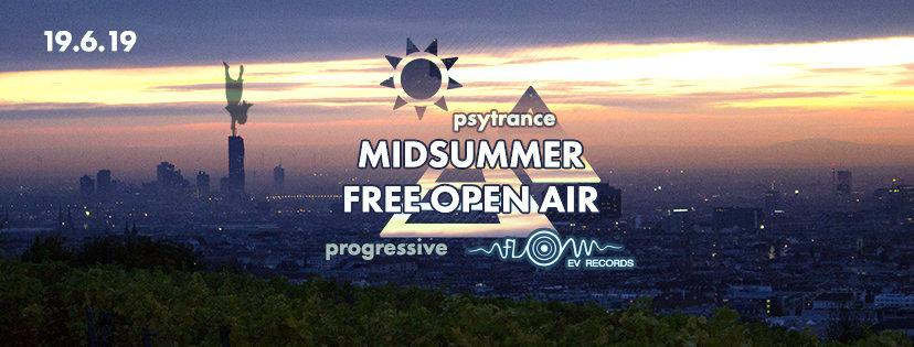 Zero Gravity´s Midsummer Free Open Air 19 Jun '19, 19:00