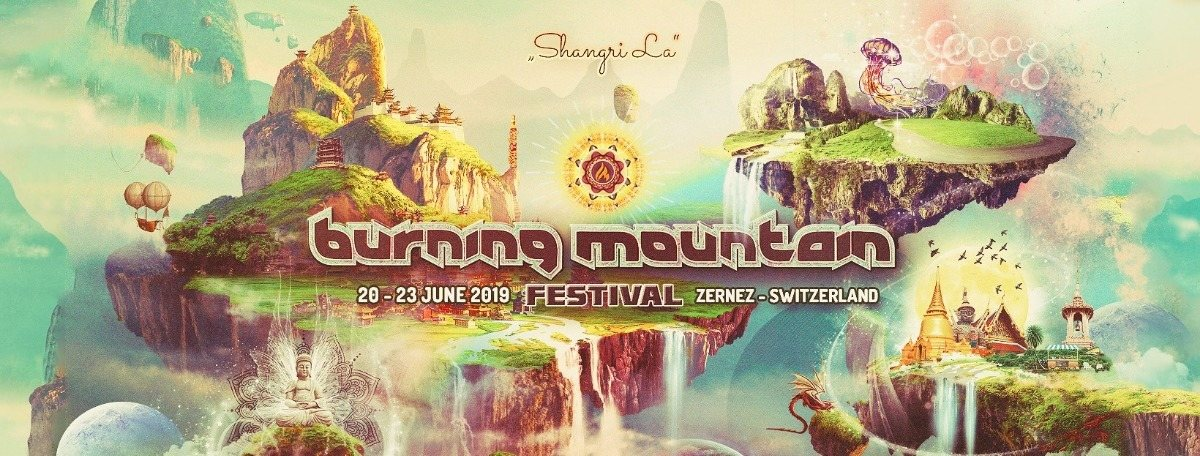 Burning Mountain Festival 2019 20 Jun '19, 13:00