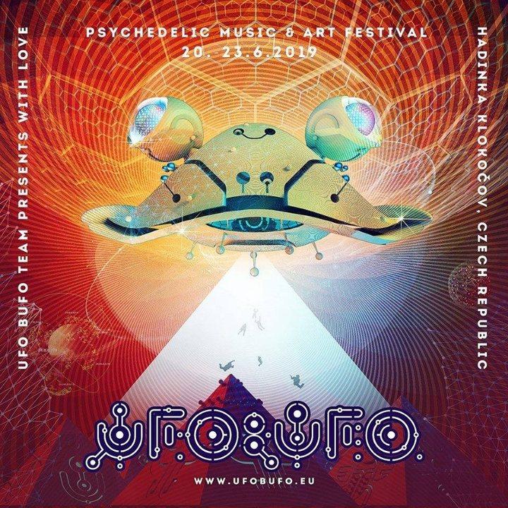 UFO BUFO 2019 20 Jun '19, 18:00