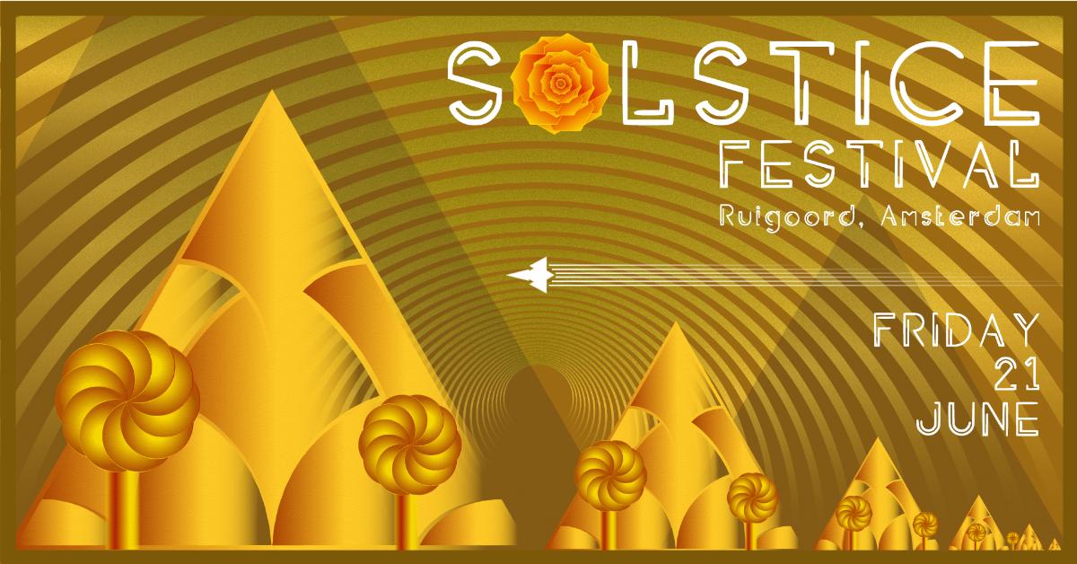 ☼ SOLSTICE FESTIVAL 2019 ☼ 21 Jun '19, 11:00