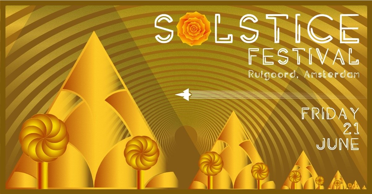 Solstice Ruigoord 21 Jun '19, 11:00
