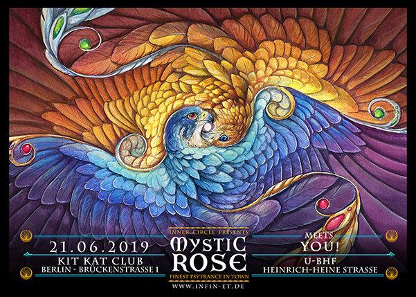 The Mystic Rose 21 Jun '19, 23:00
