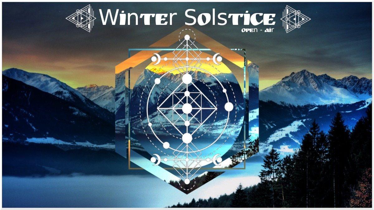 Winter Solstice - OpenAir 21 Jun '19, 20:00