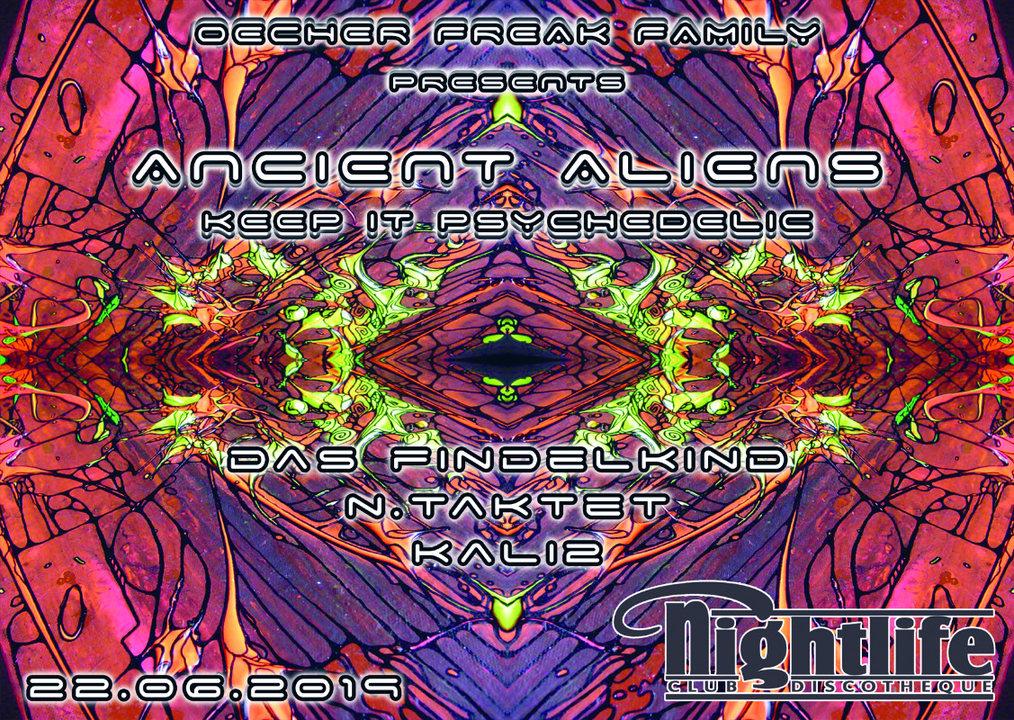 Ancient Aliens - КΞΞP łТ PSЏϾHΞÐΞŁłϾ 22 Jun '19, 23:00