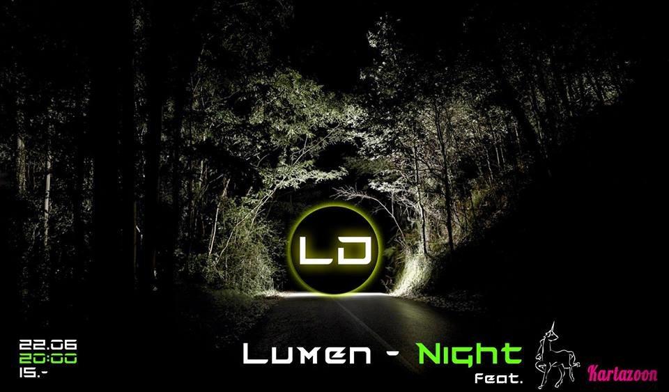Lumen-Night 22 Jun '19, 20:00