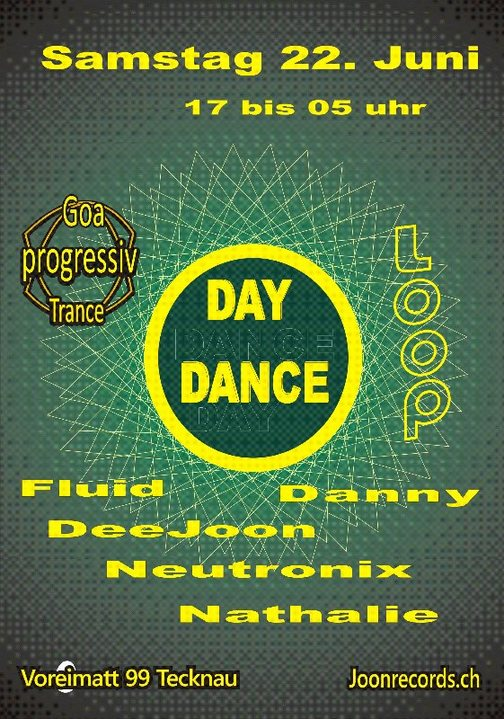 Proggi Goa Trance 22 Jun '19, 17:00