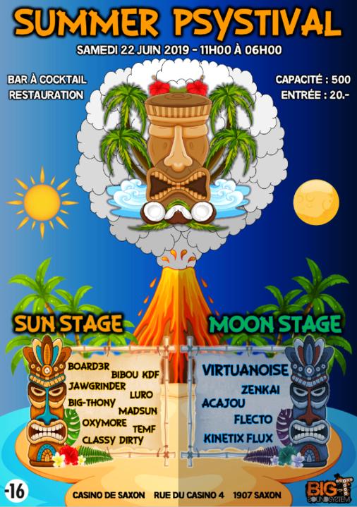 Summer Psystival 22 Jun '19, 11:00