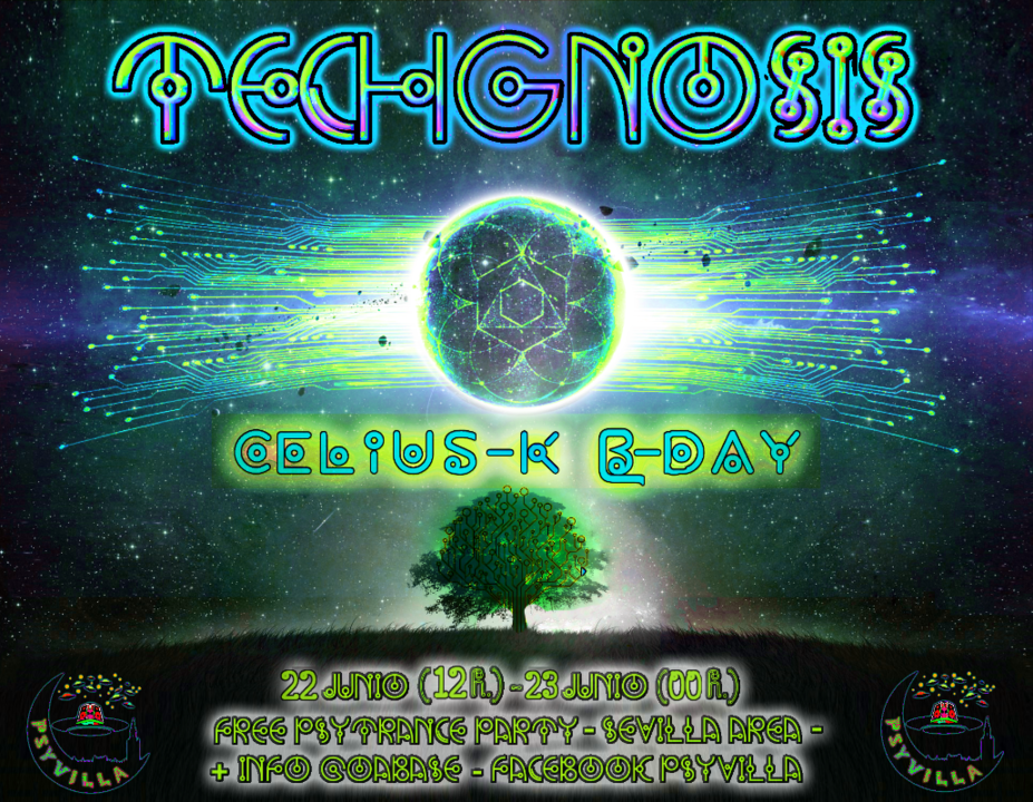 TECHGNOSIS 22 Jun '19, 12:00
