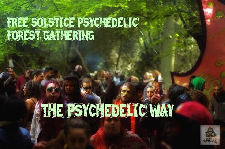 The Psychedelic Way Free Party 22 Jun '19, 22:00