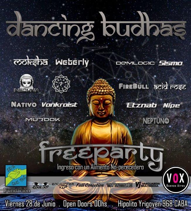 Dancing Budhas 28 Jun '19, 23:30