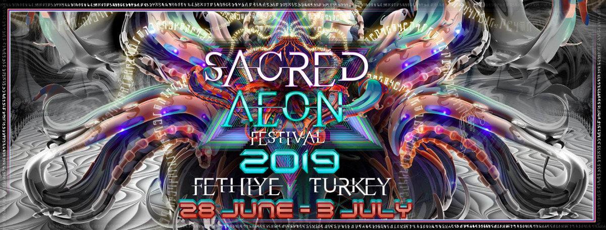 Sacred Aeon Festival 2019 28 Jun '19, 18:00