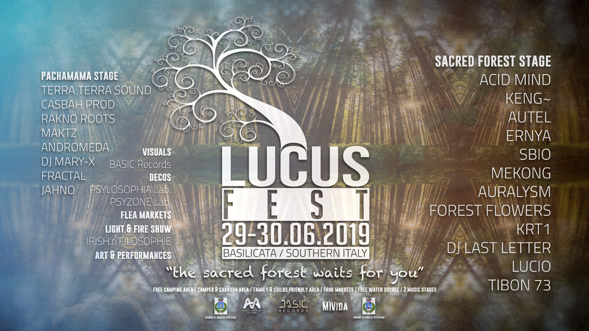 LUCUS Fest 2019 29 Jun '19, 12:00