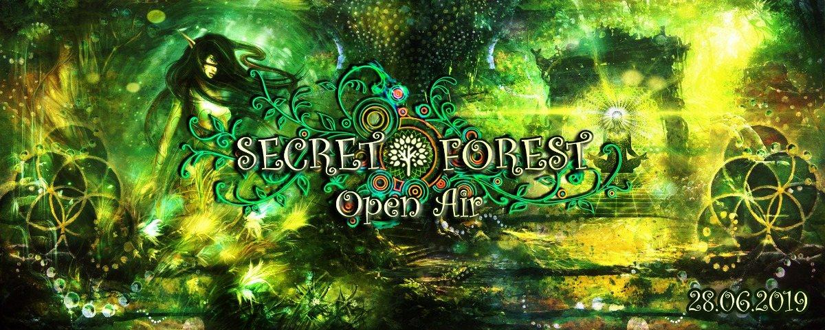 ๑ Secret Forest (Open Air) ๑ 28 Jun '19, 22:00